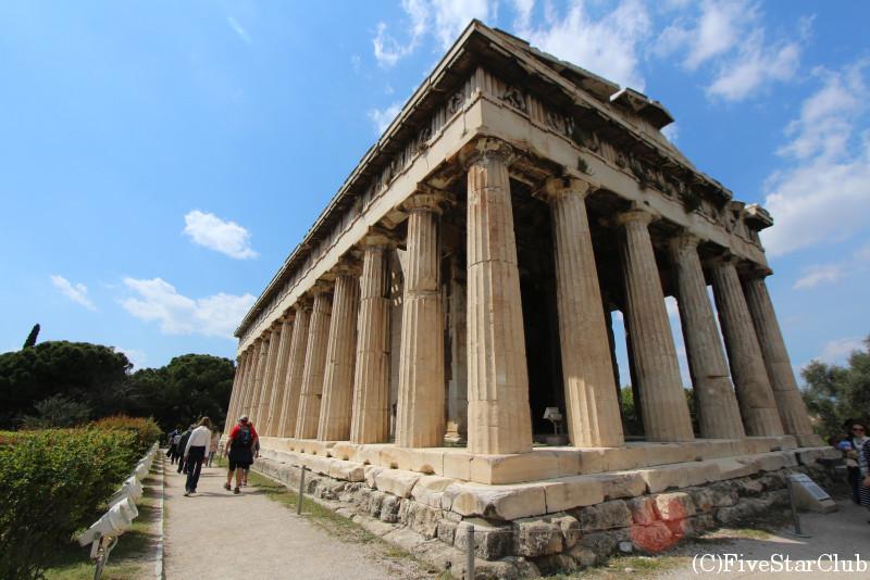 ヘファイストス神殿