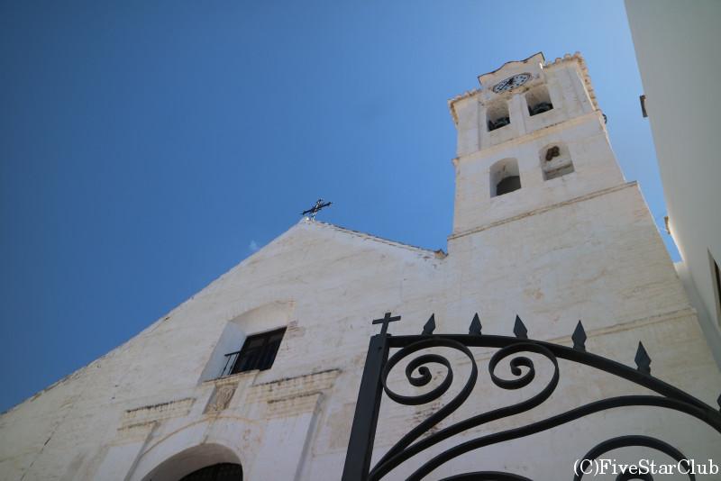 フリヒリアナの教会