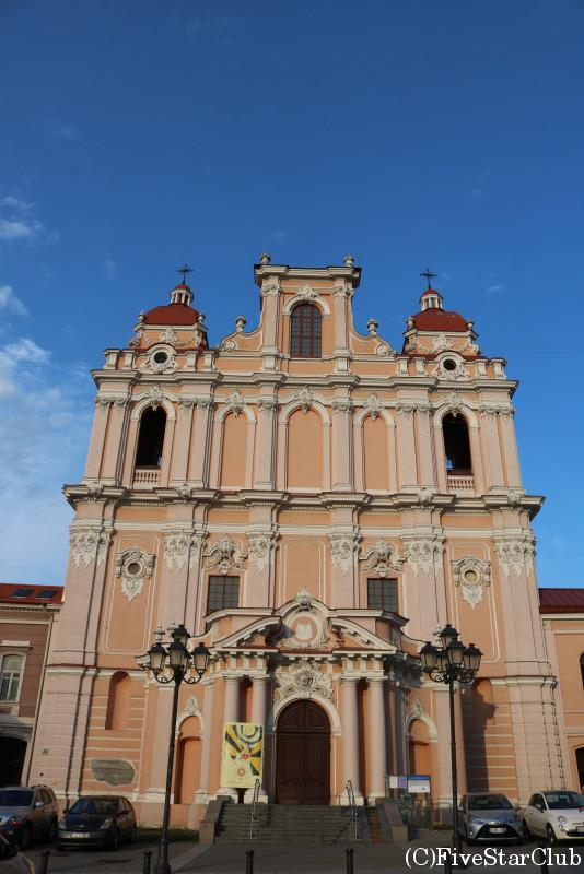 旧市街/聖ガジミエル教会
