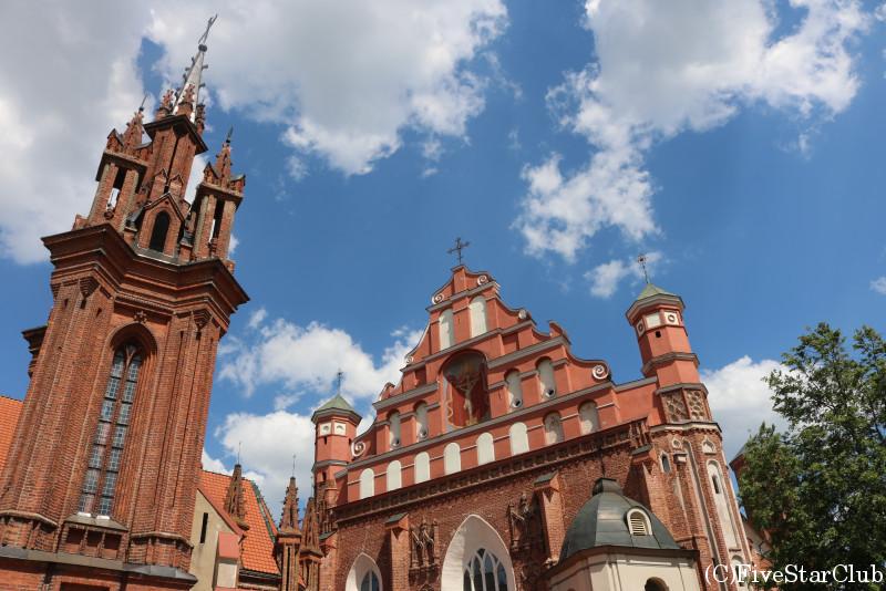 旧市街/ベルナルディン教会