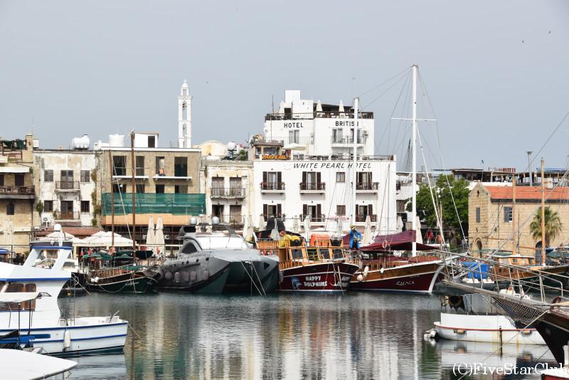 キレニア港