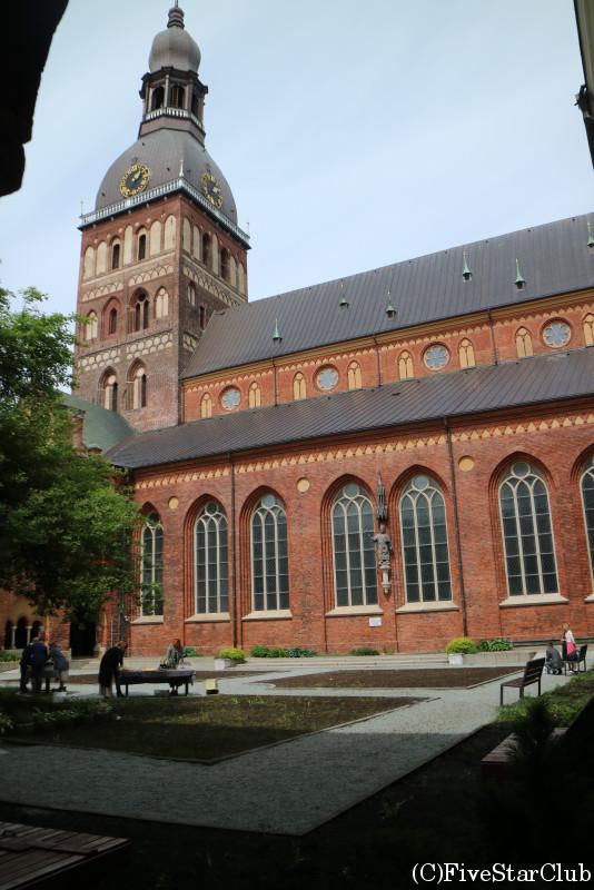 旧市街 リガ大聖堂
