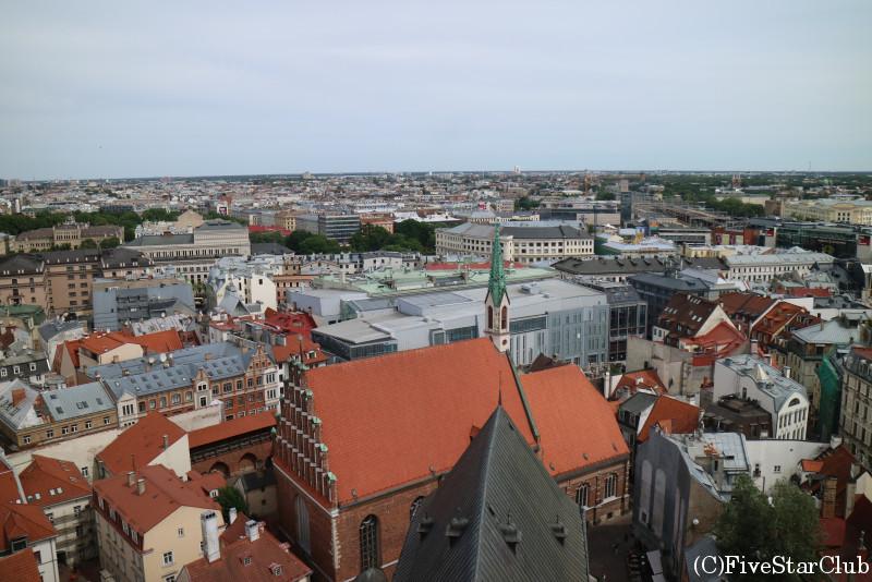 旧市街 聖ペトロ教会