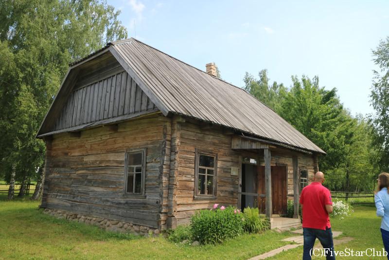 民族建築と生活博物館 学校