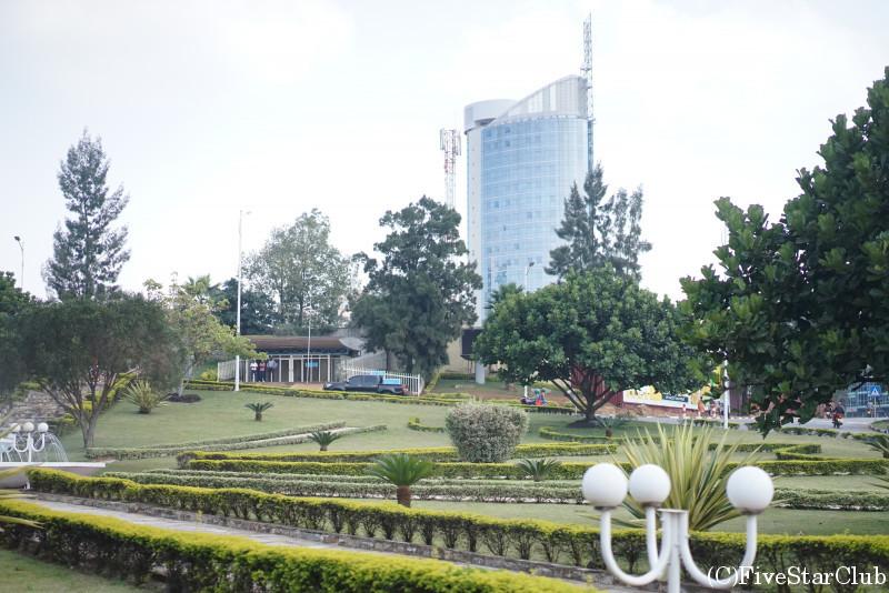 キガリの風景(アップタウン)
