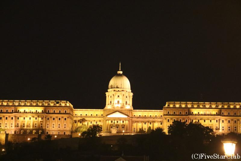 王宮:夜景