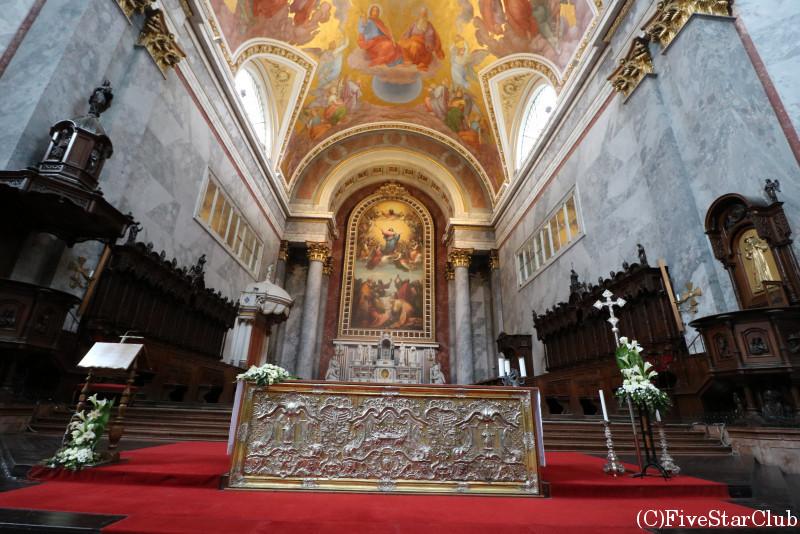 バジリカ大聖堂