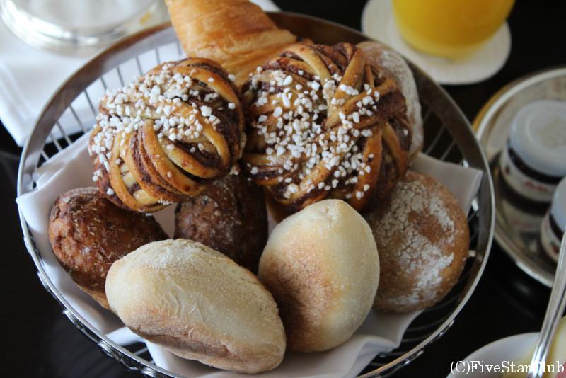 グランドホテルの朝食
