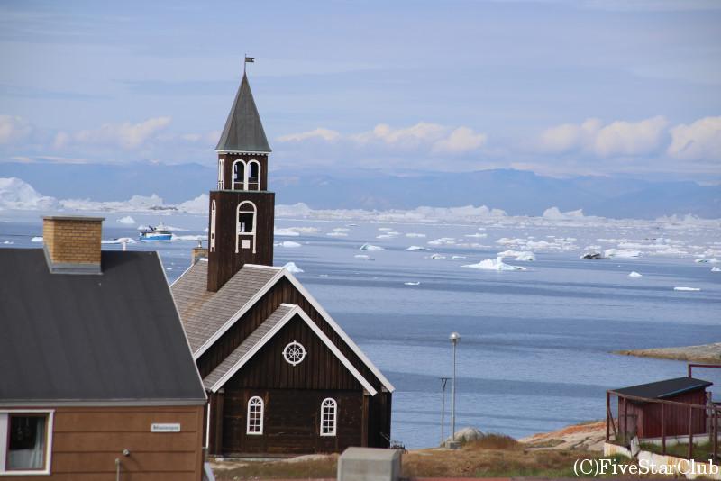 イルリサットの教会