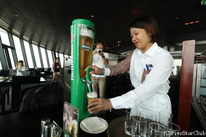 ジャンボなビールサーバー
