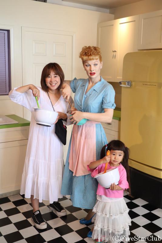 ハリウッド蝋人形館