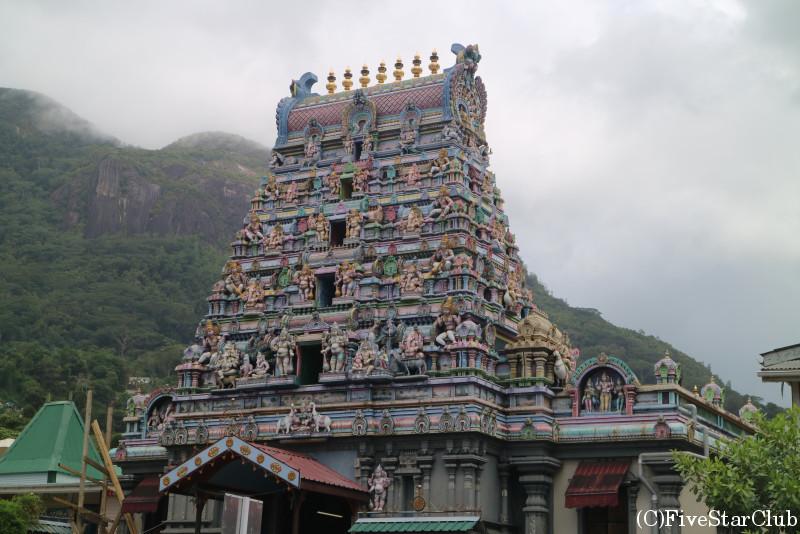 ビクトリアのヒンズー教寺院