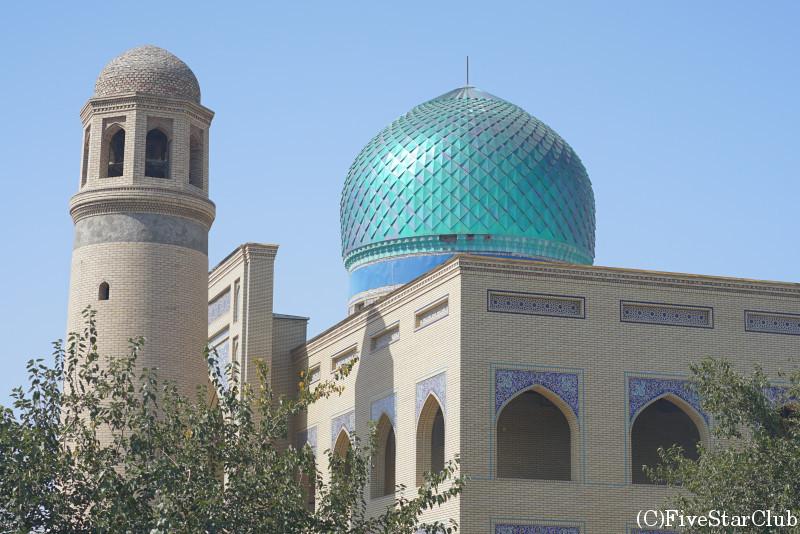 シェイフ・ムスリヒディン・モスク