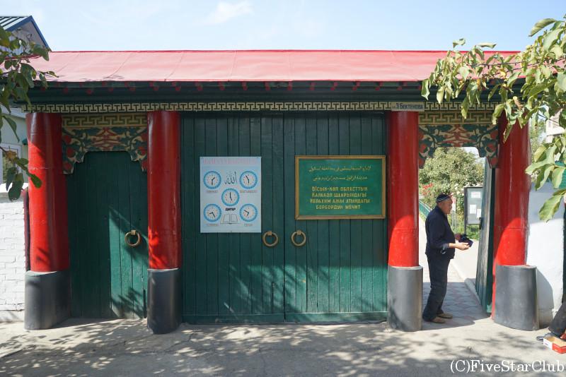 ドゥンガンモスク