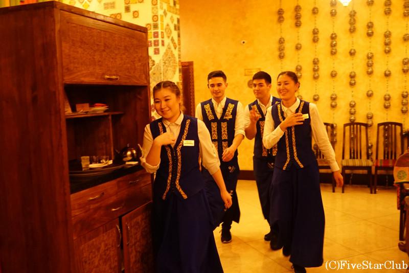 ビシュケクとアルマトイに展開するおすすめレストラン「NAVAT」のプロフ