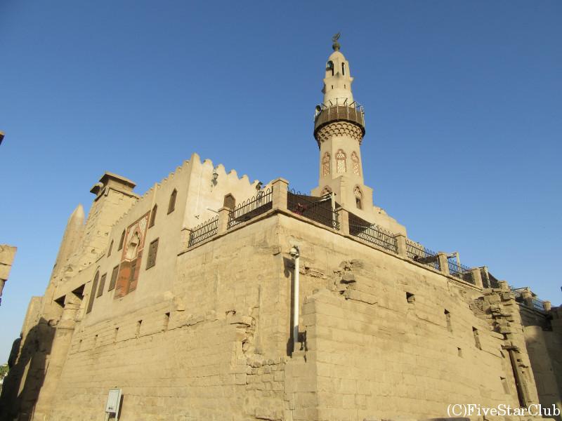 ルクソール神殿/モスク