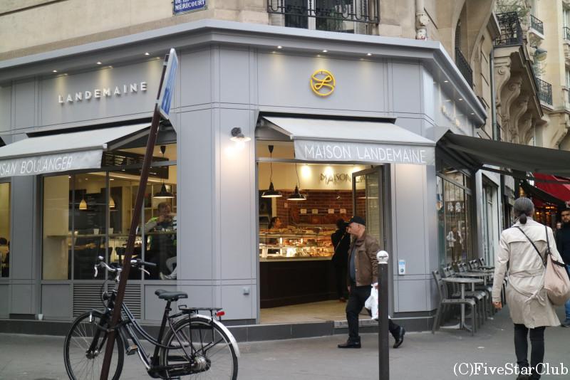 日本にも進出しているパン屋「MAISON LANDEMAINE」