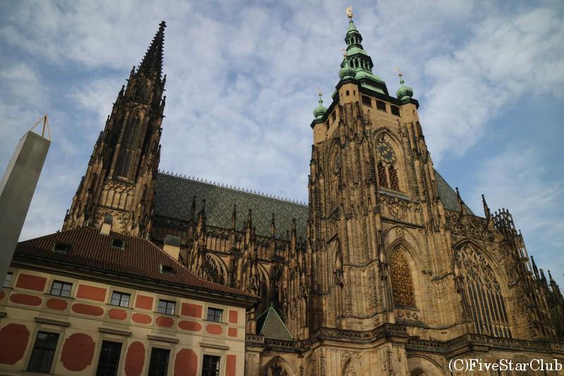 聖ヴィート大聖堂の火薬塔