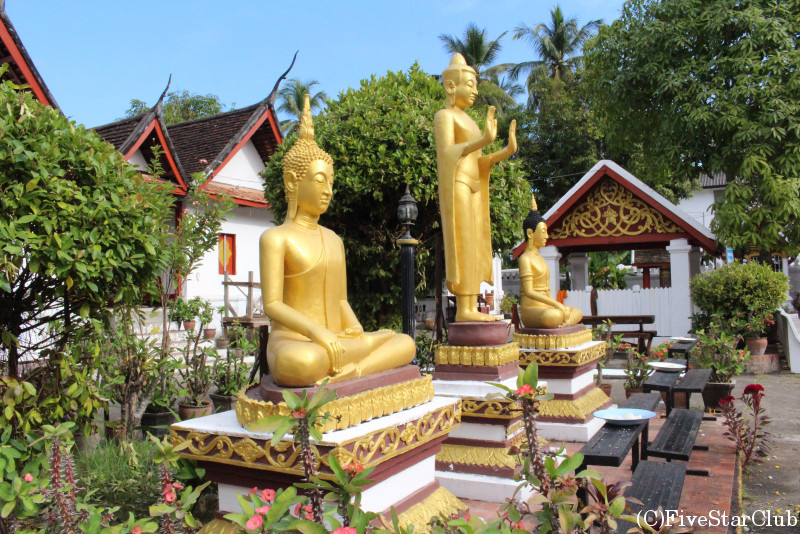 ワットマイ寺院