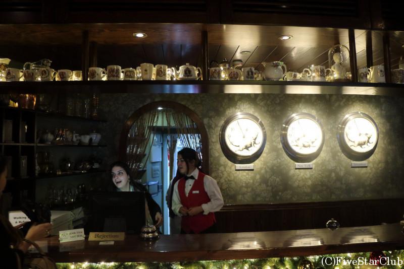 バンクシーのプロデュースしたウォールドオフホテル