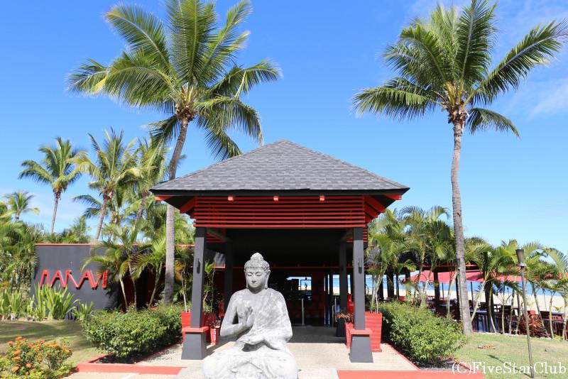 ヒルトンフィジービーチリゾート/アジアレストラン
