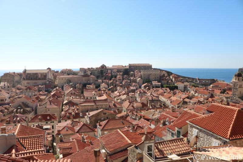 旧市街城壁からの眺め
