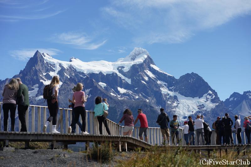 サルト・グランデ滝のハイキングルート
