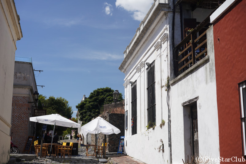 コロニア・デル・サクラメント旧市街