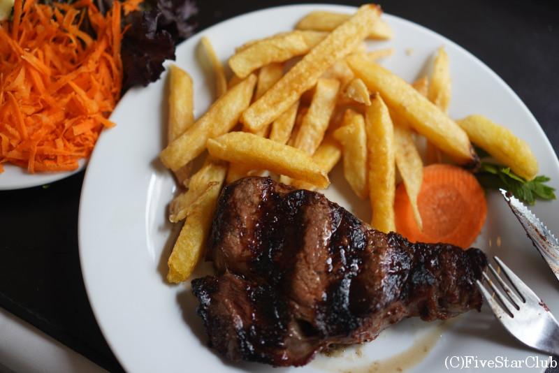 おすすめレストラン「La Posada de 1821」
