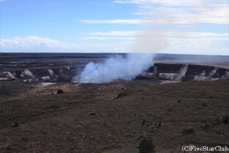 ハワイ火山国立公園(ハワイ島)