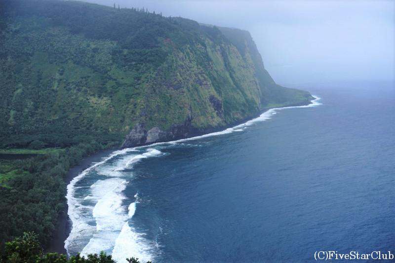 ワイピオ渓谷(ハワイ島)