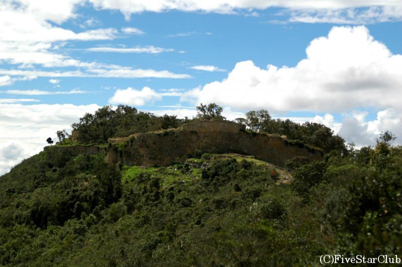 クエラップ要塞遺跡
