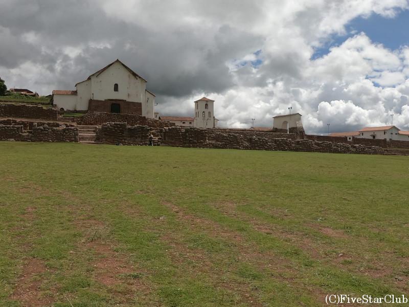 スペイン統治時代の教会