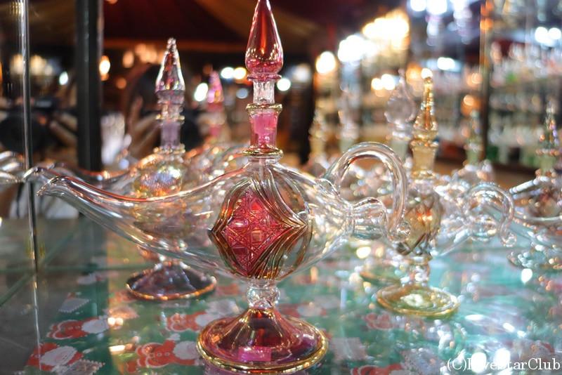 エジプトの定番土産といえば香水!