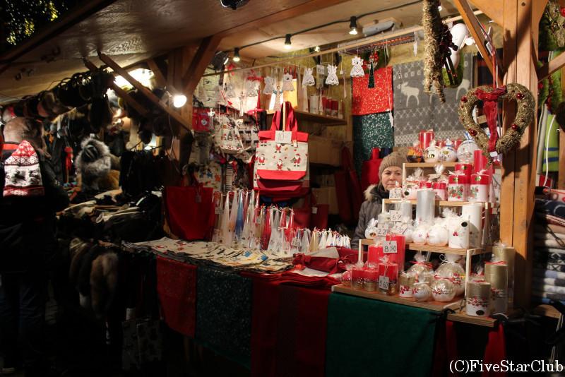 エストニア・タリンのクリスマスマーケット2