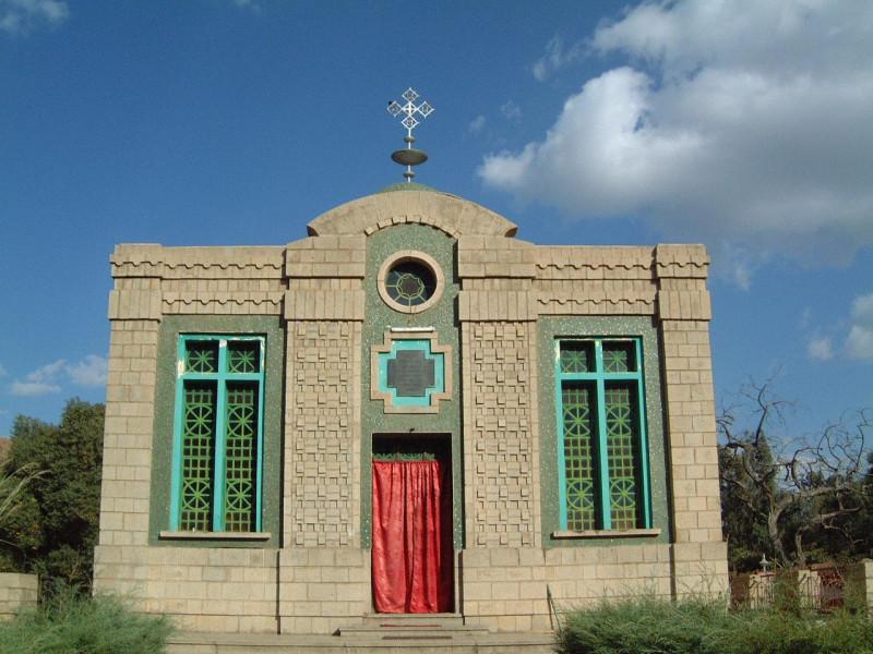 シオンの聖マリア教会