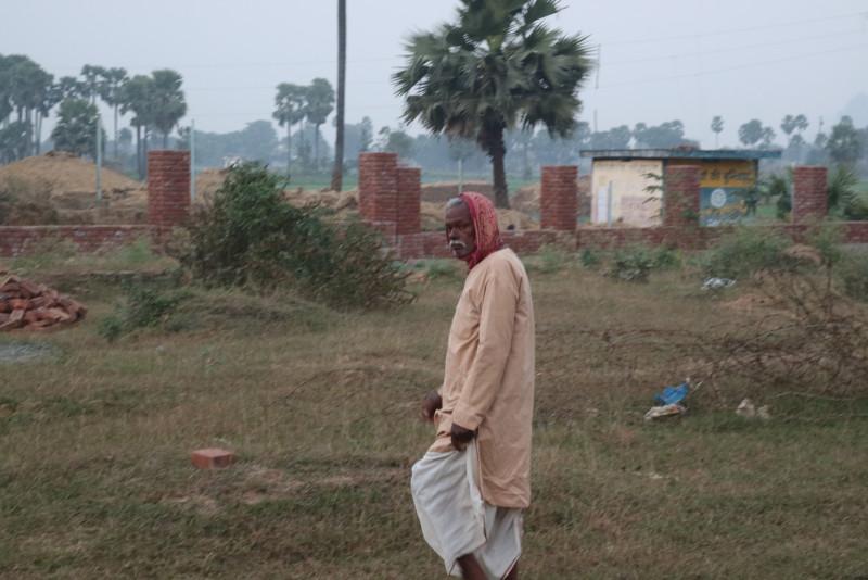 スジャータ村にて