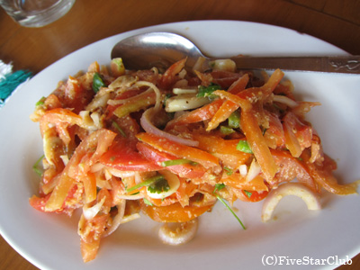 ミャンマー料理(パガン)