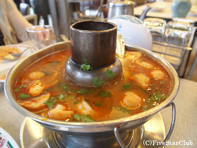 タイ料理「ソンブーン」