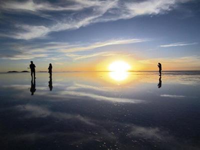 ウユニ塩湖(ウユニ)