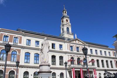 市庁舎(リガ)