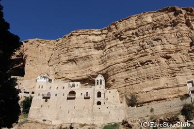 聖ゲオルギウス修道院(ジェリコ(エリコ))