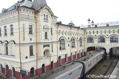 ウラジオストク駅(ウラジオストク)