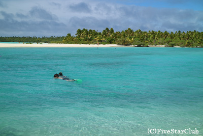 ONE FOOT ISLAND(アイツタキ)