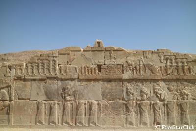 ペルセポリス ダレイオス1世の宮殿タチャラ(シラーズ)