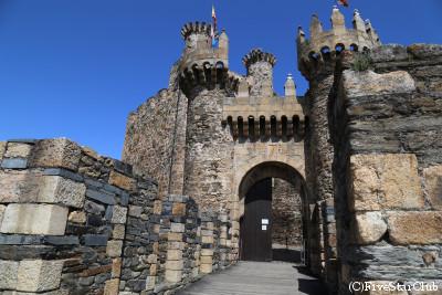 ポンフェラーダの城(ポンフェラーダ)