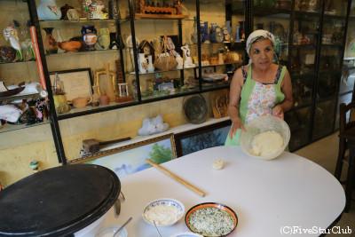 ラピダガーデンホテル/ママさんの料理教室(ギルネ近郊/ラプタ村)