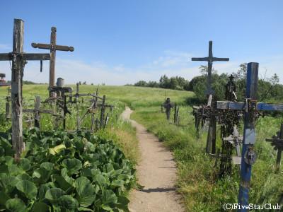 十字架の丘(シャウレイ)