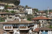 サフランボルの町