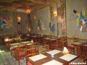 ホテルB&Bマリカのレストラン(ブハラ)